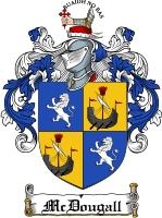 Mcdougall Family Crest