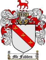 Mcfadden Coat of Arms