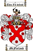 Mcfarland Family Crest