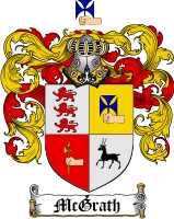 Mcgrath Coat of Arms