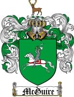 Mcguire Family Crest