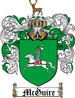 Mcguire Coat of Arms