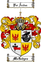 Mcintyre Family Crest