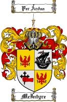 Mcintyre Coat of Arms