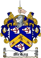 Mckay Coat of Arms