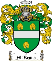 Mckenna Coat of Arms