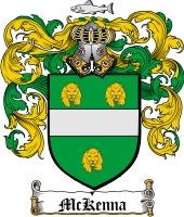 Mckenna Coat of Arms