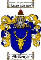 Mckenzie Family Crest