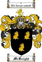 Mcknight Coat of Arms