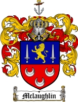Mclaughlin Family Crest