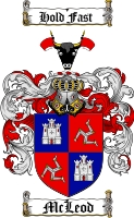 Mcleod Coat of Arms