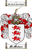 Mcmahon Coat of Arms