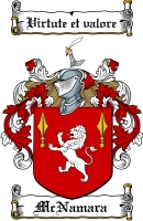 Mcnamara Coat of Arms