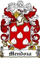 Mendoza Family Crest