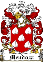 Mendoza Coat of Arms
