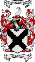 Middleton Family Crest