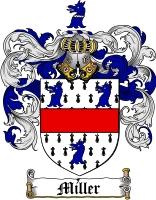 Miller Family Crest