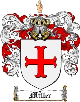 Miller Scottish Family Crest