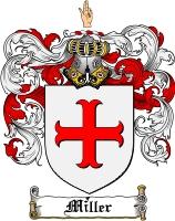 Miller Scottish Coat of Arms