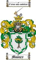 Mooney Coat of Arms