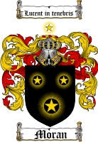 Moran Coat of Arms