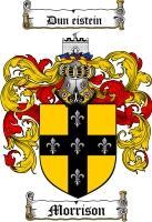 Morrison Family Crest