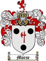 Morse Family Crest