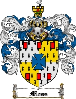 Moss Coat of Arms