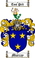 Murray Coat of Arms