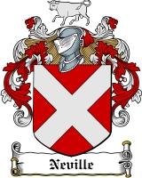 Neville Family Crest
