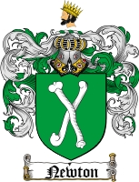Newton Coat of Arms