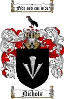 Nichols Coat of Arms