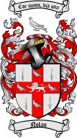 Nolan Coat of Arms