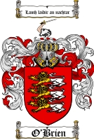 O Brien Coat of Arms
