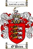O Brien Coat of Arms