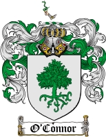 O Connor Family Crest