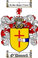O Donnell Coat of Arms