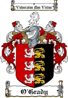 O Grady Coat of Arms