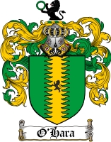 O Hara Coat of Arms