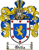 Ortiz Coat of Arms