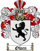 Owen Coat of Arms