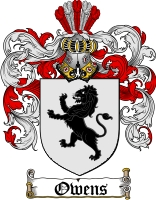 Owens Coat of Arms