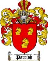 Parrish Coat of Arms