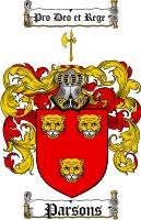 Parsons Family Crest