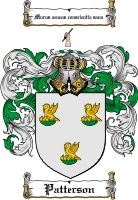 Patterson Family Crest