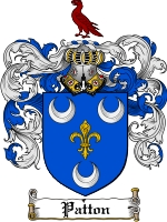 Patton Coat of Arms