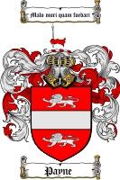 Payne Family Crest