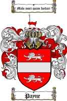 Payne Coat of Arms