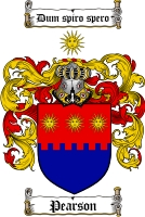 Pearson Code of Arms