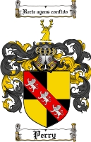 Perry Coat of Arms